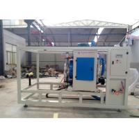 China High Efficiency Non - Corrosion Single Screw Extruder / PE Pipe Extrusion Machine wholesale