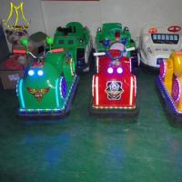 China Hansel buy used car from china theme park toys kids plastic electric bumper car on sale