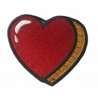 China Clothing Fabric Custom Velcro Patches Hook And Loop Patches wholesale