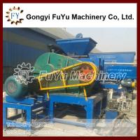 China Simple Operation Lime Briquette Making Machine for Sale on sale