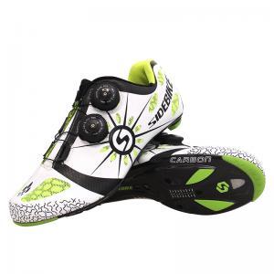 China Nylon Mesh Carbon Road Bike Shoes High Security Excellent Slip Resistance wholesale