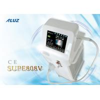China Medical Permanent Home Laser Hair Removal Machine Safety Slight Pain wholesale