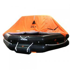 China Throw Over Marine Life Jackets Emergency Inflatable Life Raft wholesale