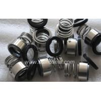 Vulcan Type 12 Mechanical Seals Replacement From Asinoseal