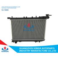 Buy cheap Brazing Aluminum 2000 Nissan Radiator For Almera Mt Car Spare Parts 21410-0m000 from wholesalers
