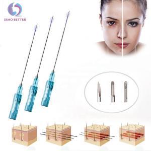 3d 4d COG Thread Lift Nose Thread Lift Korea R Cannula Rapid Absorption