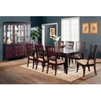 China New Classical Wood Home Dining Room Furniture Set wholesale