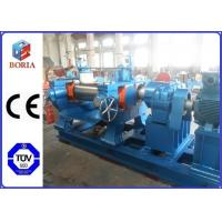 China Customized Mixing Mill Machine 450mm Roller Working Diameter With One Year Warranty wholesale