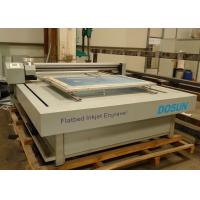 China Textile Flatbed Engraving Machine System , Digital Flatbed Screen Engravers wholesale