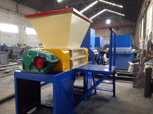 Quality portable shredding plant for sale mobile shredder plant tyre recycling machine Industrial Recycling for sale