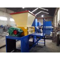 China portable shredding plant for sale mobile shredder plant tyre recycling machine Industrial Recycling wholesale