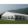 China Tienda de aluminio grande del partido de la carpa de la boda de la cubierta de PVC del marco para la exposición wholesale