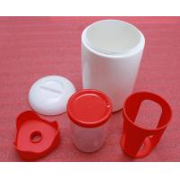 China Hot Runner Plastic Injection Mould Parts , Vacuum Cup Bottle Prototype Injection Molding wholesale