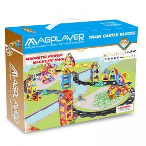 Buy cheap O enigma 3d novo e popular brinca brinquedos educacionais magnéticos da criança diy from wholesalers