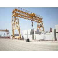 China Customised Steel Rail Mounted Gantry Crane for Container Handling on sale