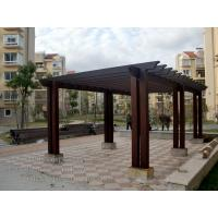 China How to make a pergola for your outdoor garden decoration,customized size is acceptable wholesale