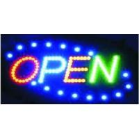 LED sign LED OPEN sign