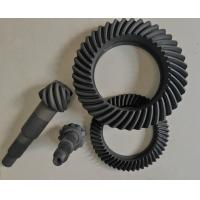 China Transmission Box Spiral Bevel Gear Right Hand Direction Long Using Life wholesale