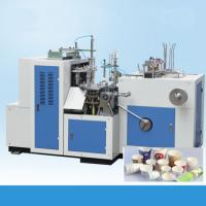 China フル オートマチックの紙コップ機械ZB-09 ZB-12 150 -機械を形作る350gsm紙コップ wholesale