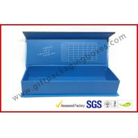China Festival Rigid Gift Boxes Pcaking Matt Lamination , Recycled Materials for sale