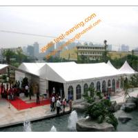 China Aluminum Waterproof  Fire Retardant Party  Event Marquee Tents for Sale wholesale