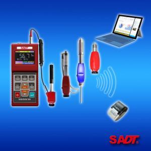 Buy cheap TFT 高精度の大きい Lolor LCD Hartip3210 Leeb 携帯用デジタルの硬度のテスター from wholesalers