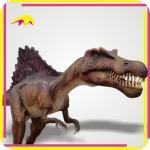 China El parque de atracciones KANO4076 detalló altamente el dinosaurio falso Animatronic wholesale