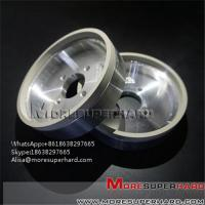 China Vitrified diamond grinding wheels for PCD & PCBN tools  Alisa@moresuperhard.com wholesale