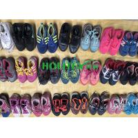 China Female Second Hand Sports Shoes , All Seasons Ladies Used Shoes For Africa wholesale
