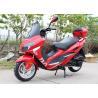 China Cuatro colores proveen de gas la vespa del ciclomotor con el parabrisas CVT, vespa de motor de la velocidad rápida 150cc wholesale