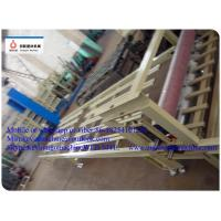 China Glazed / PET Film Coated MGO Waves Roof Tile Making Machine Roof Sheet Machine 6mm Thickness on sale