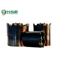 China Geotechnical Drilling Tungsten Carbide Rock Drill Bits ISO9001 Certification on sale