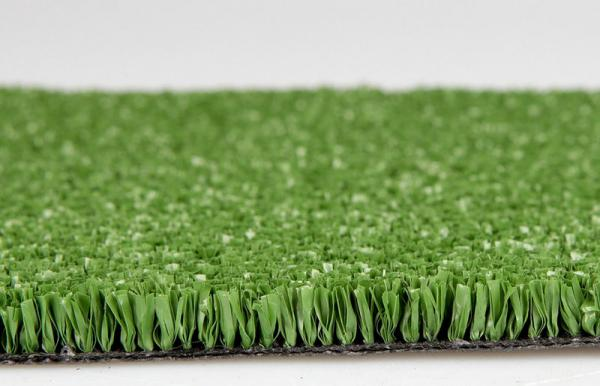 Green / Red / Blue Outdoor Artificial Grass Roll For Football Pitch ...