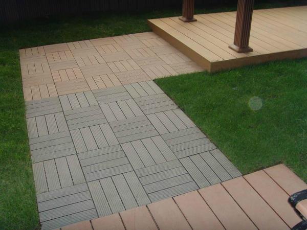 Garden Tile Images