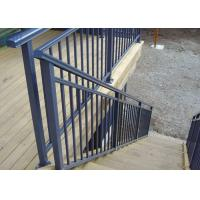 China Manufacture Stair Handrail Product Aluminium Outdoor Balustrades / Handrails wholesale