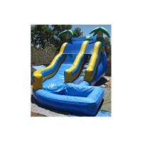 China Outdoor Blow Up Water Playground Games Bounce House Amusement Park For Kids 5-15 Years Old wholesale