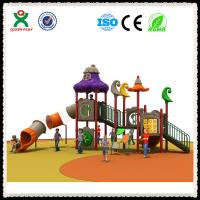 China Backyard playgrounds Kids Backyard Outdoor Playground for Backyard QX-011A wholesale