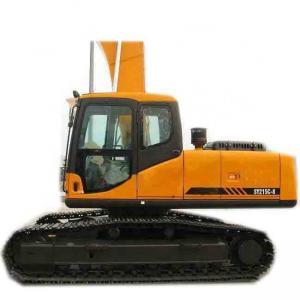 China Small Farm 1 Ton 1.5 Ton 2 Ton Mini Crawler Excavator Displacement 1.642 L wholesale