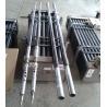 China Tubo de taladro de acero triple de los barriles de base del tubo, barras de taladro del cable metálico del HQ NQ de PQ wholesale
