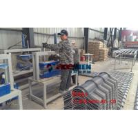 China Automatic two Layer Glazed PVC Tile Making Machine for Roofing , High Speed and Long Life wholesale