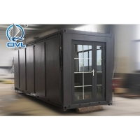 China Foldable Container Home With Washroom Mobile Container House With Good Price wholesale