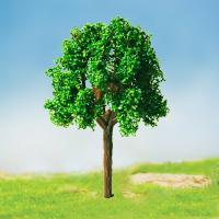China LAYOUT MODEL TREE Plastic GREEN TREE,FGT06 H:30-110MM wholesale