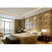China 3D Embossed Modern Mural 3 Dimensional Wallpaper for Home Wall Decor Wall Art wholesale