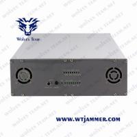 China Powerful 35W Cell phone Wifi Signal Jammer With Omni-directional Antenna wholesale
