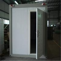China PU Sandwich Panel Consisted Prefab Modular Container Homes Prefab Container Homes wholesale
