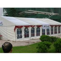 China Hanging Ripples Outdoor Commercial Party Event Tent , Aluminum Structure Tent wholesale