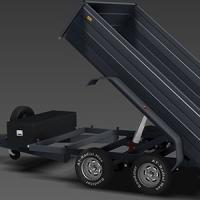 China Tipping Trailer Single Acting Hydraulic Telescopic Cylinder Chrome 2 Stage 3 Stage 4 Stage 5 Stage 6 Stage on sale