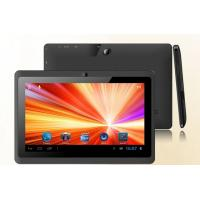 China M750 MINI 3G Tablet PC 7 Inch for Children , Black White Red educational kids tablet wholesale