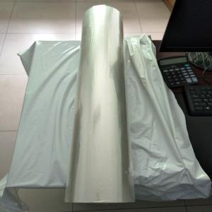 China Biodegradable Transparent Plastic Film Roll EN13432 / MSDS Certificated on sale
