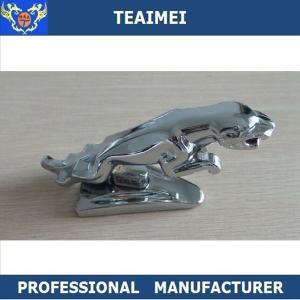 China 3D Chrome Metal Auto Parts Car Emblems Logo For Car Body Decoration wholesale